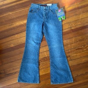 Mudd Vintage 90s Bell Bottom/ Flare Jeans Size 1